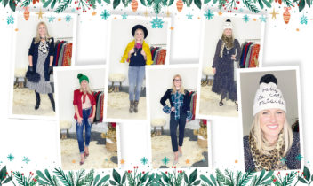merry holiday outfits and a happy new...you!