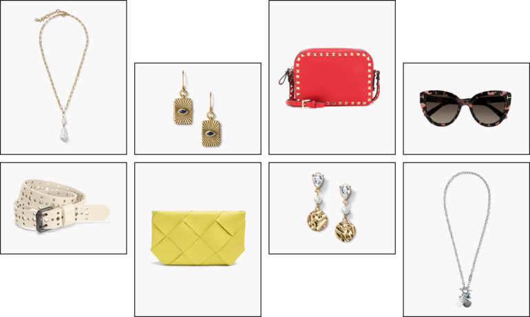 add that finishing touch with this accessories guide!