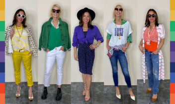 spring fashion color guide: things are about to get...colorful!