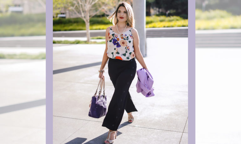 ask a stylist: warm weather office outfits