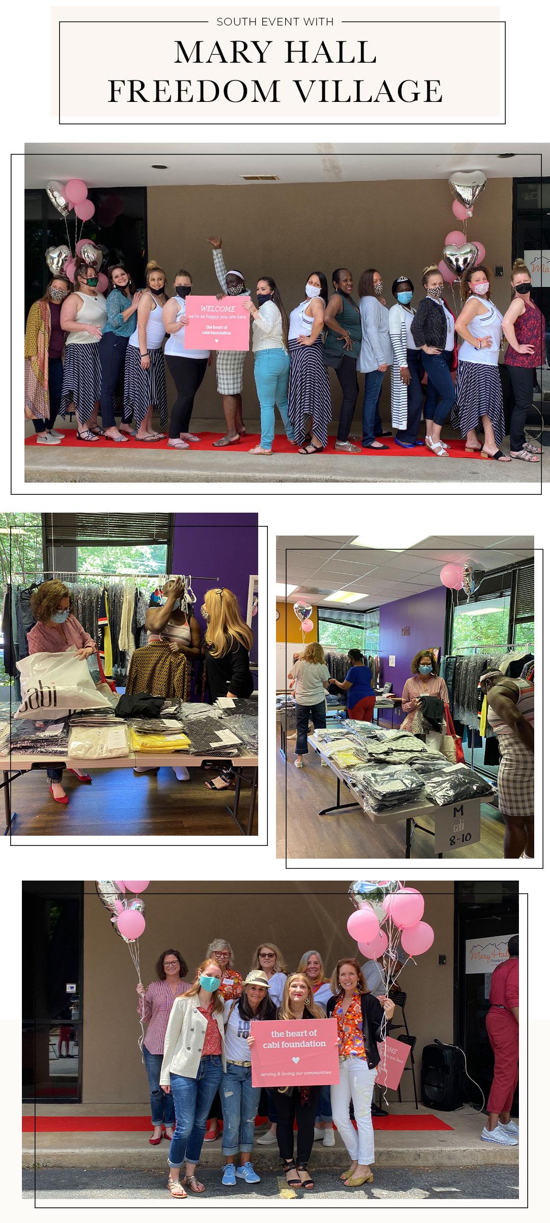 cabi Clothing | Fall 2021 Heart of cabi Foundation
